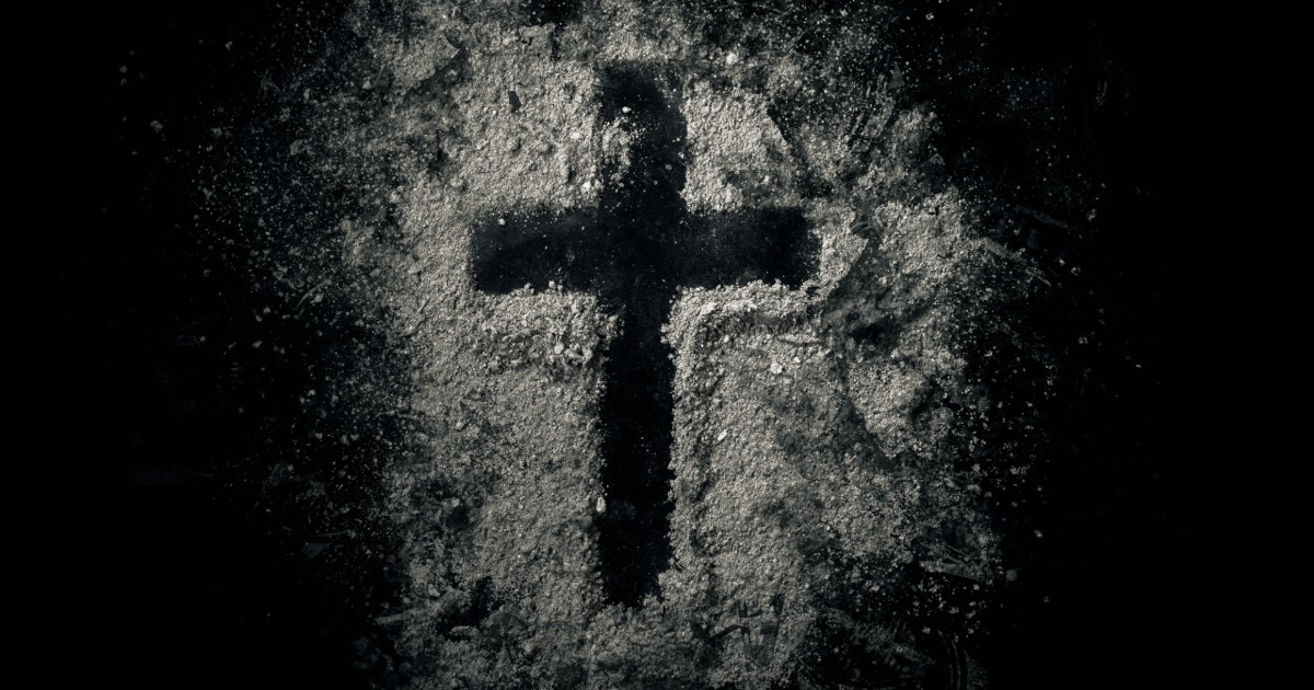 Ashes to ashes, dust to dust – The Lutheran Witness